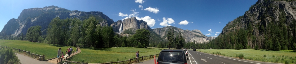 Yosemite Panoramic