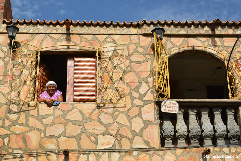 Morning in Trinidad, Cuba