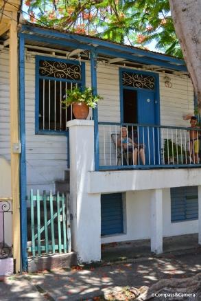 Fidel Castro's former neighbor