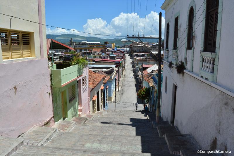 Padre Pico Steps, Santiago de Cuba