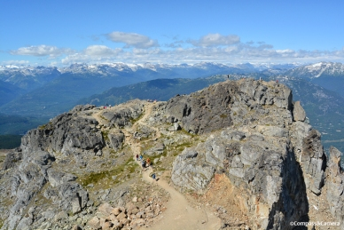 Top of the World Summit :: Whistler, BC