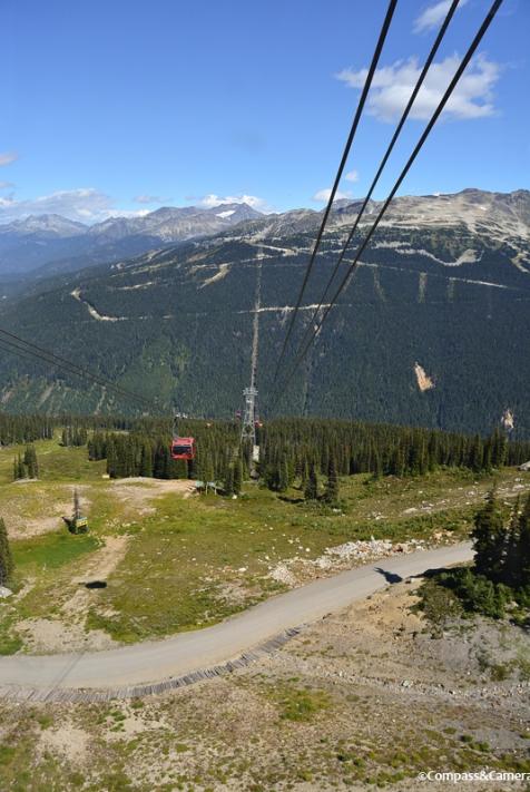 Peak to Peak Gondola :: Whistler, BC