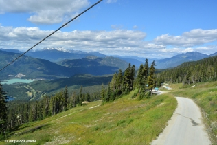 Peak to Peak descent :: Whistler, BC