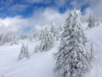 Big White, British Columbia, Canada