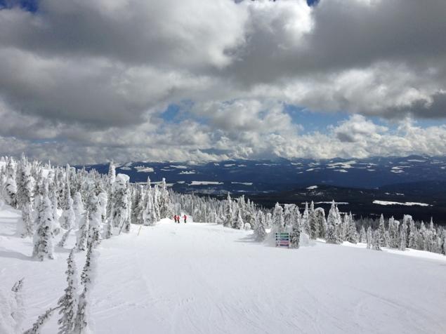 Big White, British Columbia, Canada