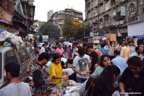 Streets of Mumbai, India