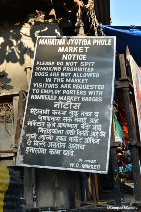 Mahatma Jyotiba Phule Market, Mumbai