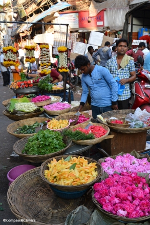 Flower Market, Mumbai
