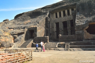 Cave 3 : Kanheri Caves, Mumbai India