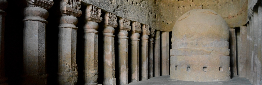 Kanheri Caves, Mumbai India