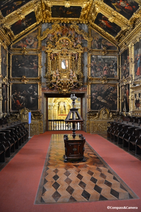 Chapel of St. Anthony and Choir