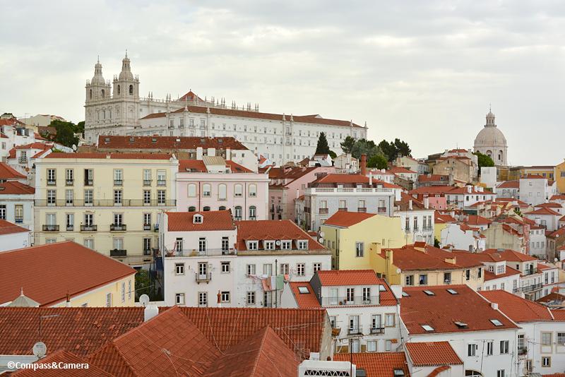 The Alfama, Lisbon