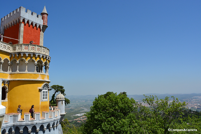 Pena Palace :: Sintra, Portugal