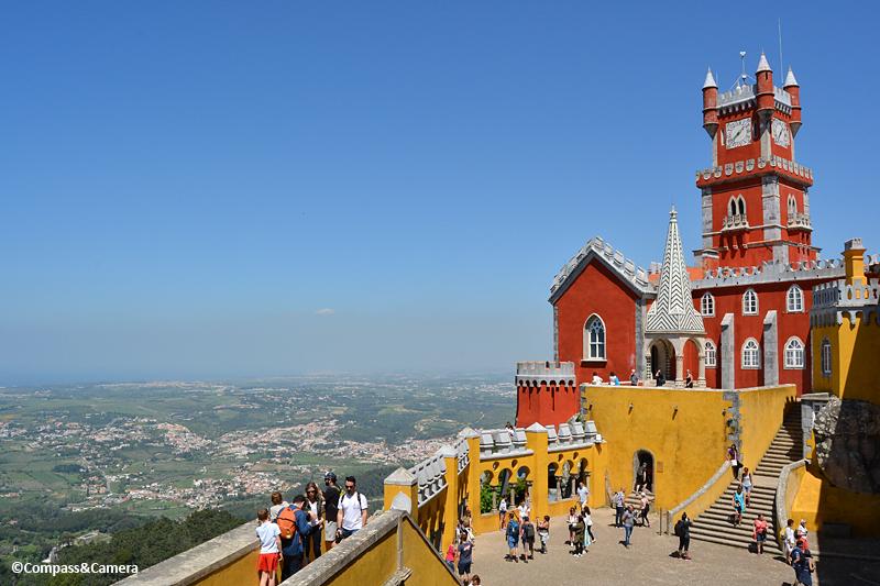 Pena Palace :: Sintra, Portugal