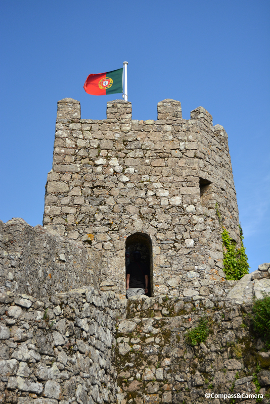 The Castle Keep :: Castelo dos Mouros :: Sintra, Portugal