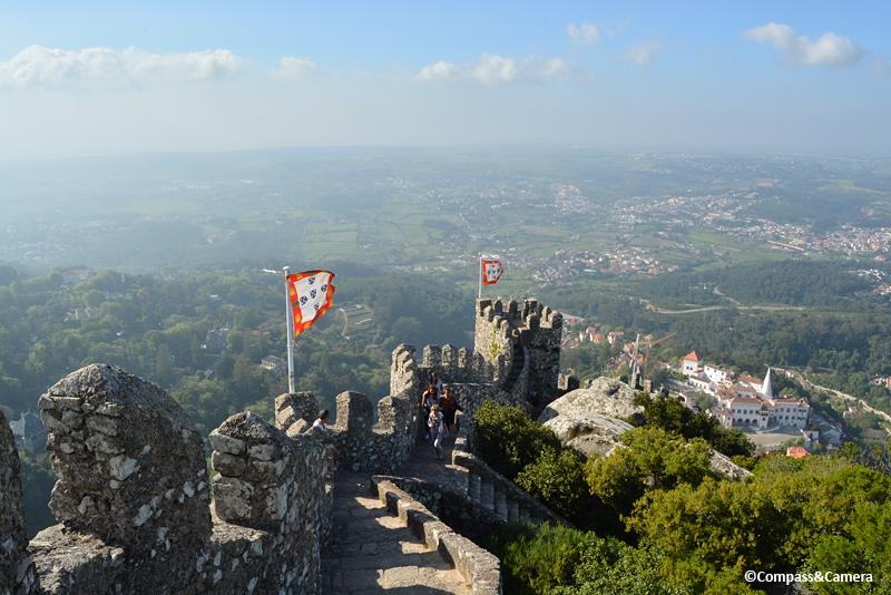 The Royal Tower :: Castelo dos Mouros :: Sintra, Portugal