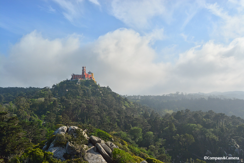 Castelo dos Mouros :: Sintra, Portugal
