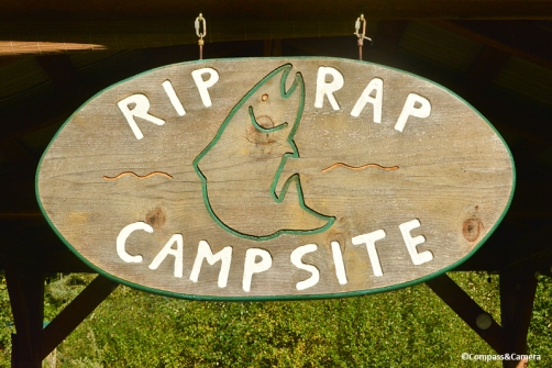 Rip Rap Campsite :: Bella Coola, British Columbia