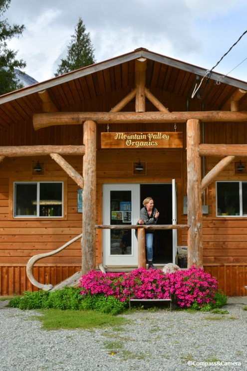 Mountain Valley Organics :: Hagensborg, British Columbia