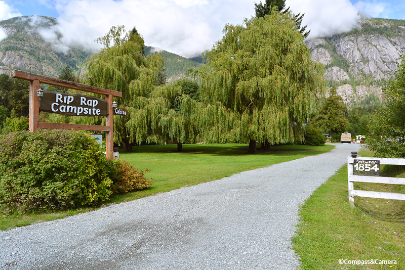 Rip Rap Campsite :: Bella Coola, British Columbia