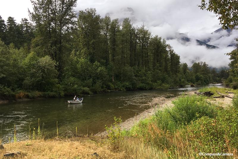 Atnarko River :: Tweedsmuir Provincial Park, British Columbia