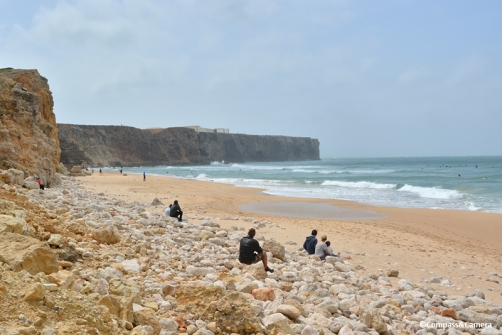 Tonel Beach, Portugal