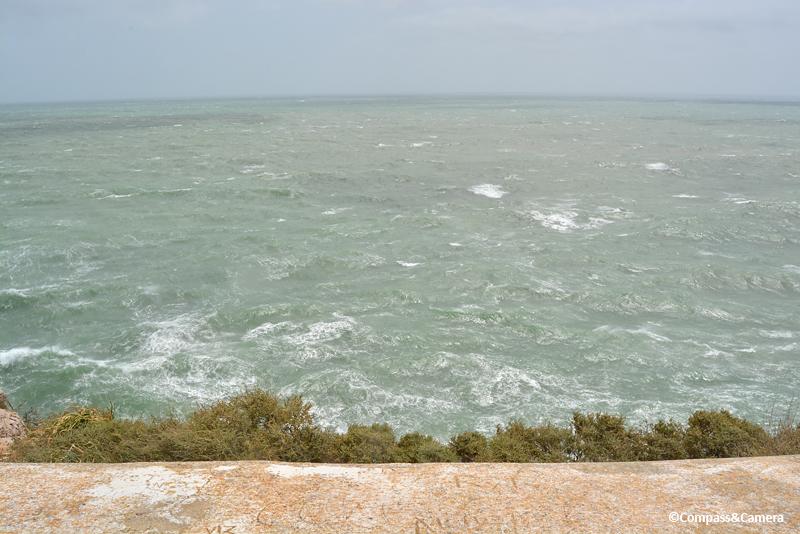 The churning Atlantic