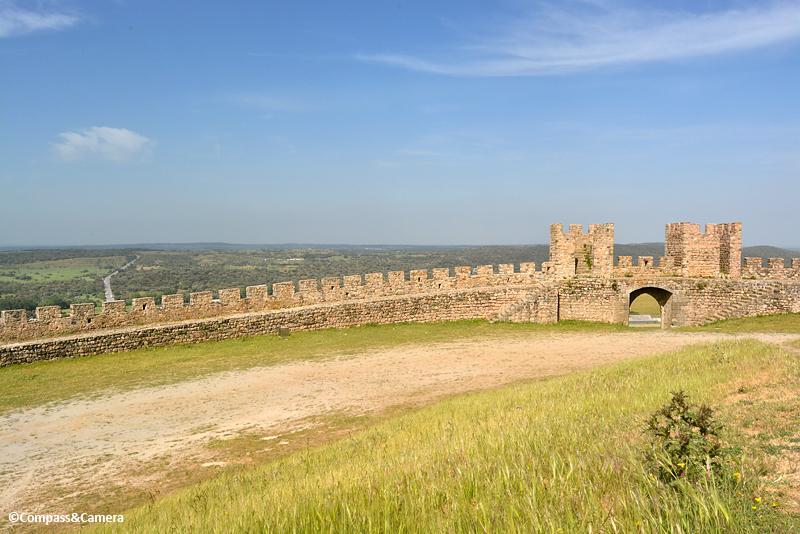 Castle of Arraiolos