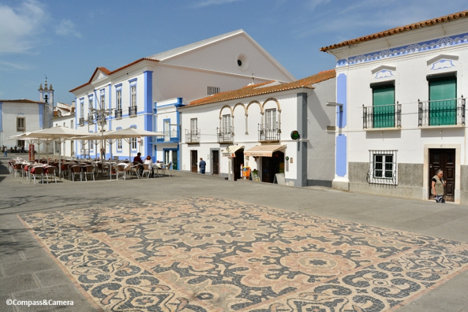 Arraiolos, Portugal