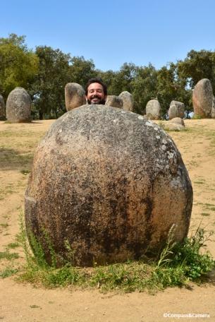 Headstone in Portugal