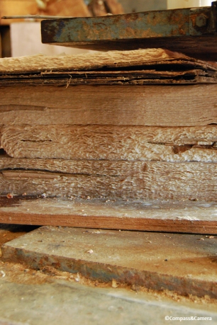 Drying Paper :: Bhutan