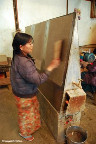 Finishing the Paper :: Bhutan