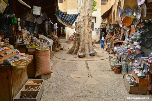 Henna Market :: Fez, Morocco