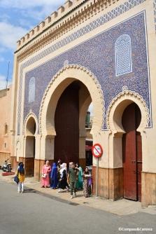 Bab Bou Jeloud :: Fez, Morocco