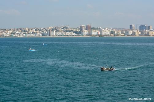 Coastline :: Tangier, Morocco