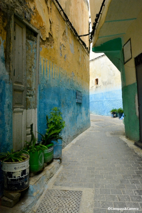 The Medina :: Tangier, Morocco