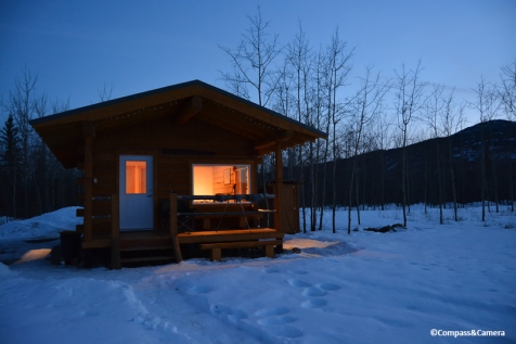 The cabin :: Whitehorse, Canada