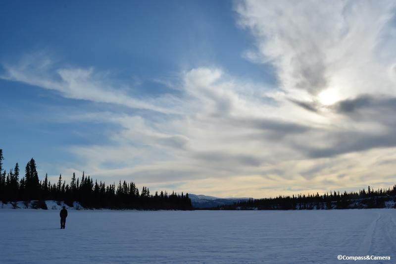 The Yukon River :: Whitehorse, Canada