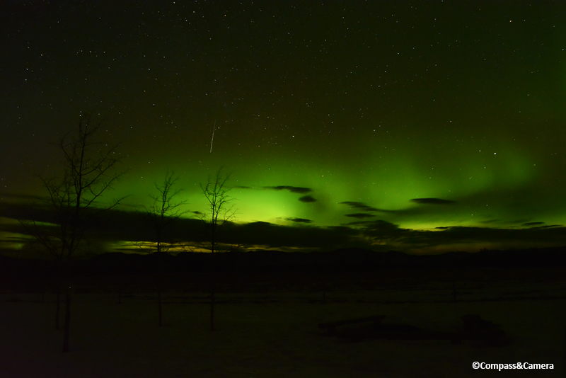 The Northern Lights :: Whitehorse, Canada