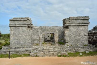House of the Cenote :: Tulum Ruins, Mexico