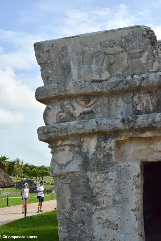 I see you :: Tulum Ruins