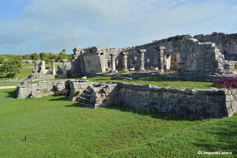 Grand Palace :: Tulum Ruins, Mexico