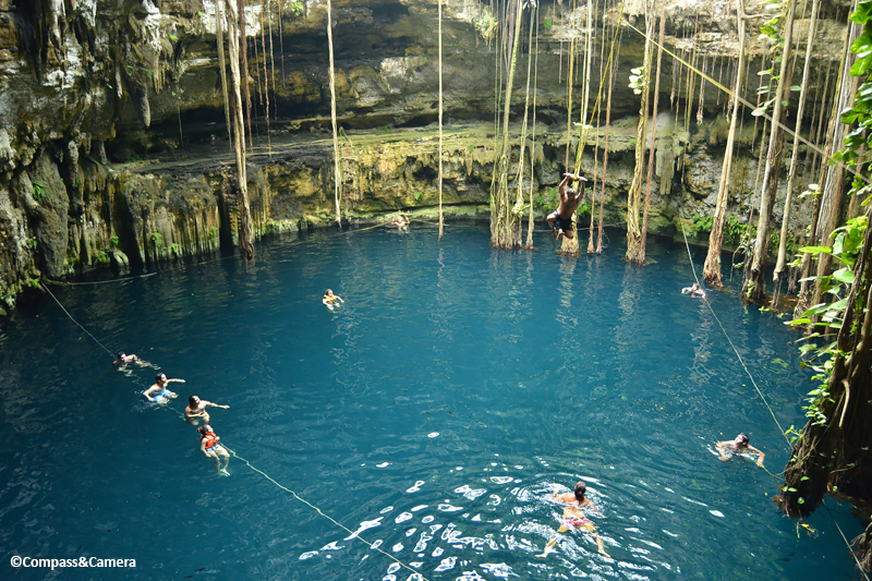 Cenote :: Mexico