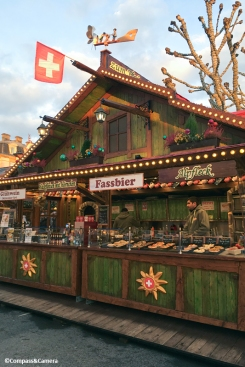 Luxembourg City Holiday Market