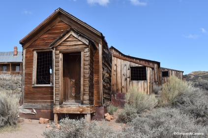 Old Bodie Homes