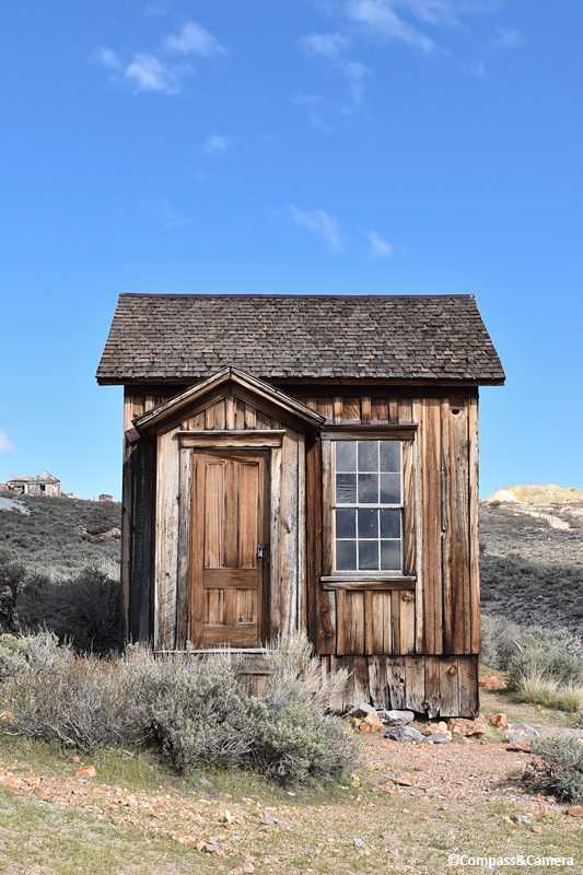 Little Bodie House