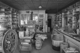 The Boone Store & Warehouse Interior