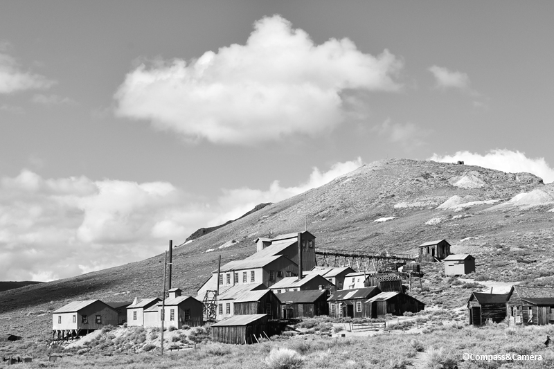 The Standard Mill, Bodie