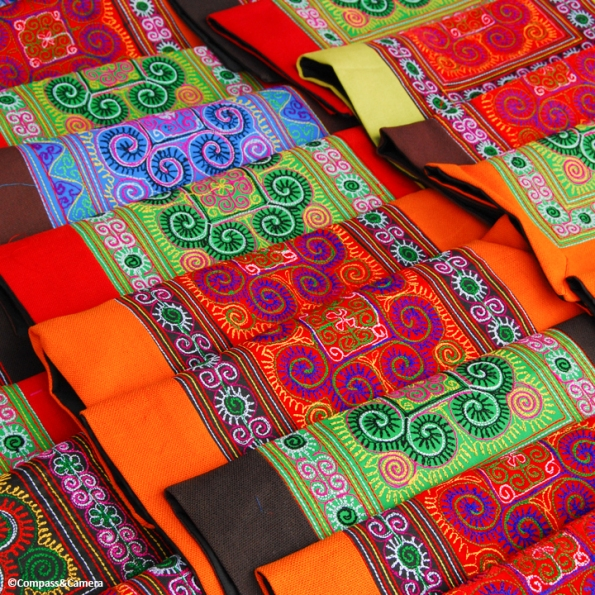 Embroidery :: Sapa, Vietnam