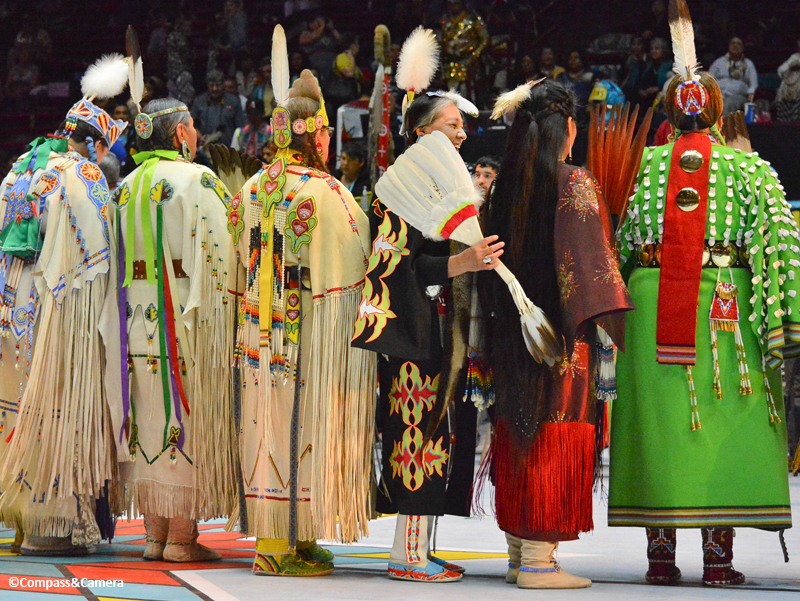 Unity : Gathering of Nations, North America